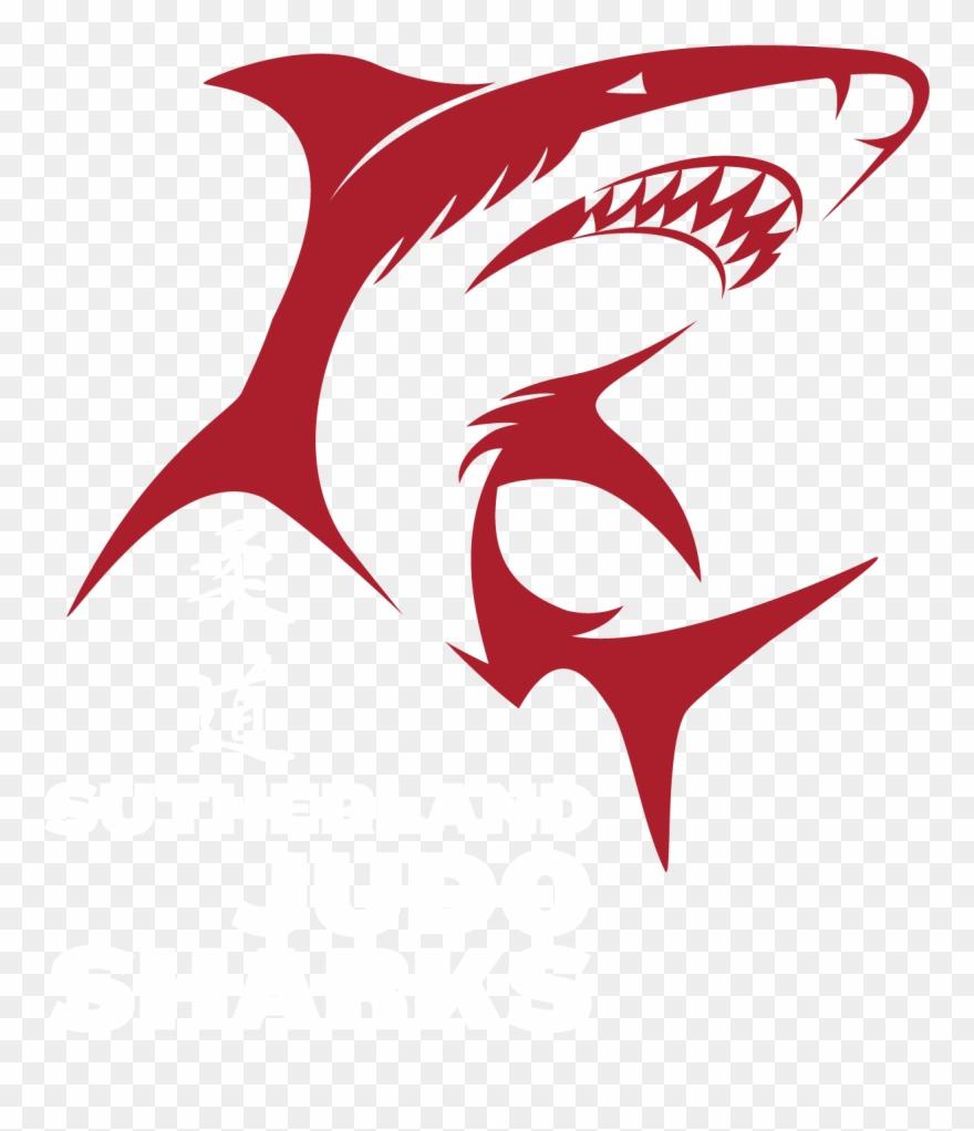 Shark Clipart Red.