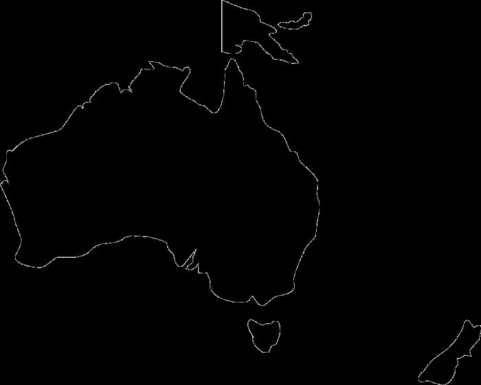 Oceania Png Vector, Clipart, PSD.