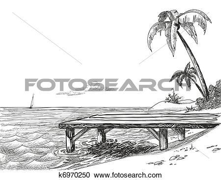 Oceanside Clipart Royalty Free. 257 oceanside clip art vector EPS.