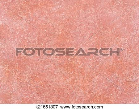Picture of walls pink and ocher colors of gold k21651807.
