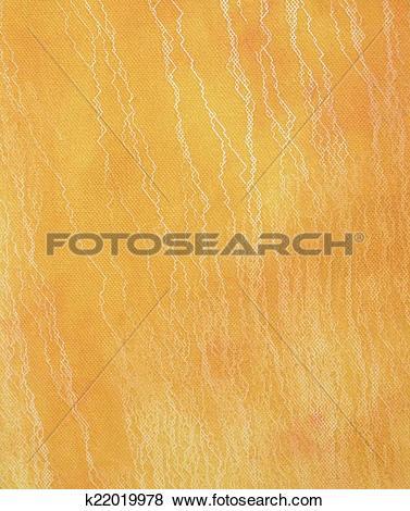 Stock Illustration of Gold ochre oil painting background k22019978.