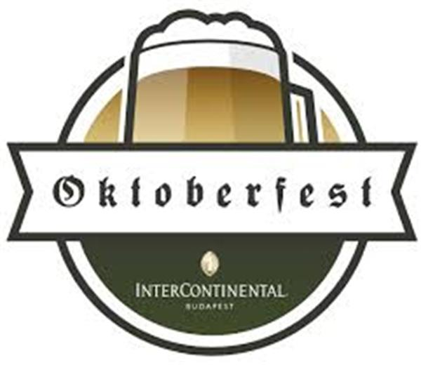 Oktoberfest @ InterContinental Budapest, 3 October.