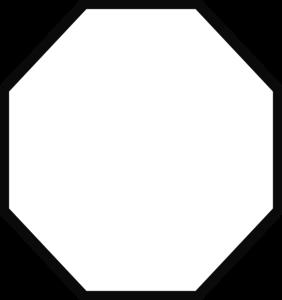 Octagon Clip Art at Clker.com.