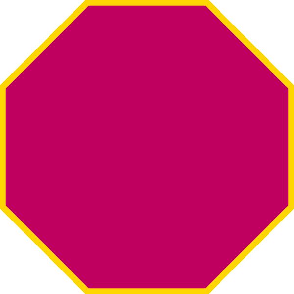 Purple Octagon Clip Art at Clker.com.