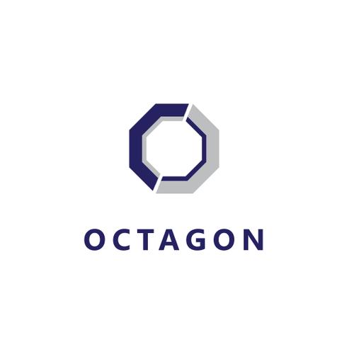 Octagon Logo.