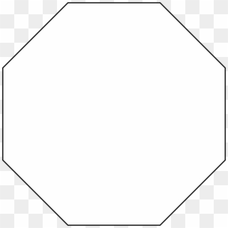 Octagon PNG Transparent For Free Download.