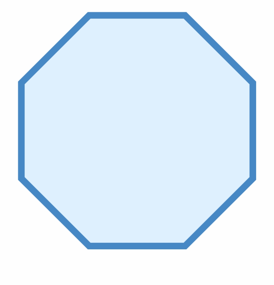 Octagon Png For Kids.