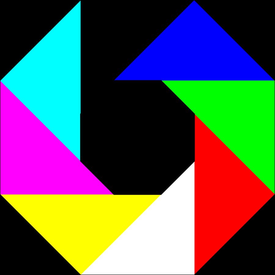 Octagon Clipart.