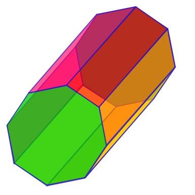 Octagonal Prism.