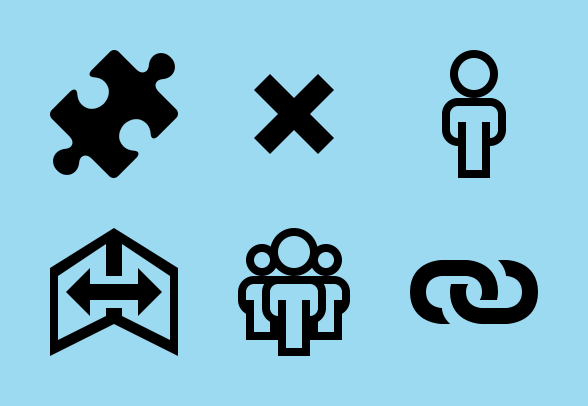 Octicons icons by.