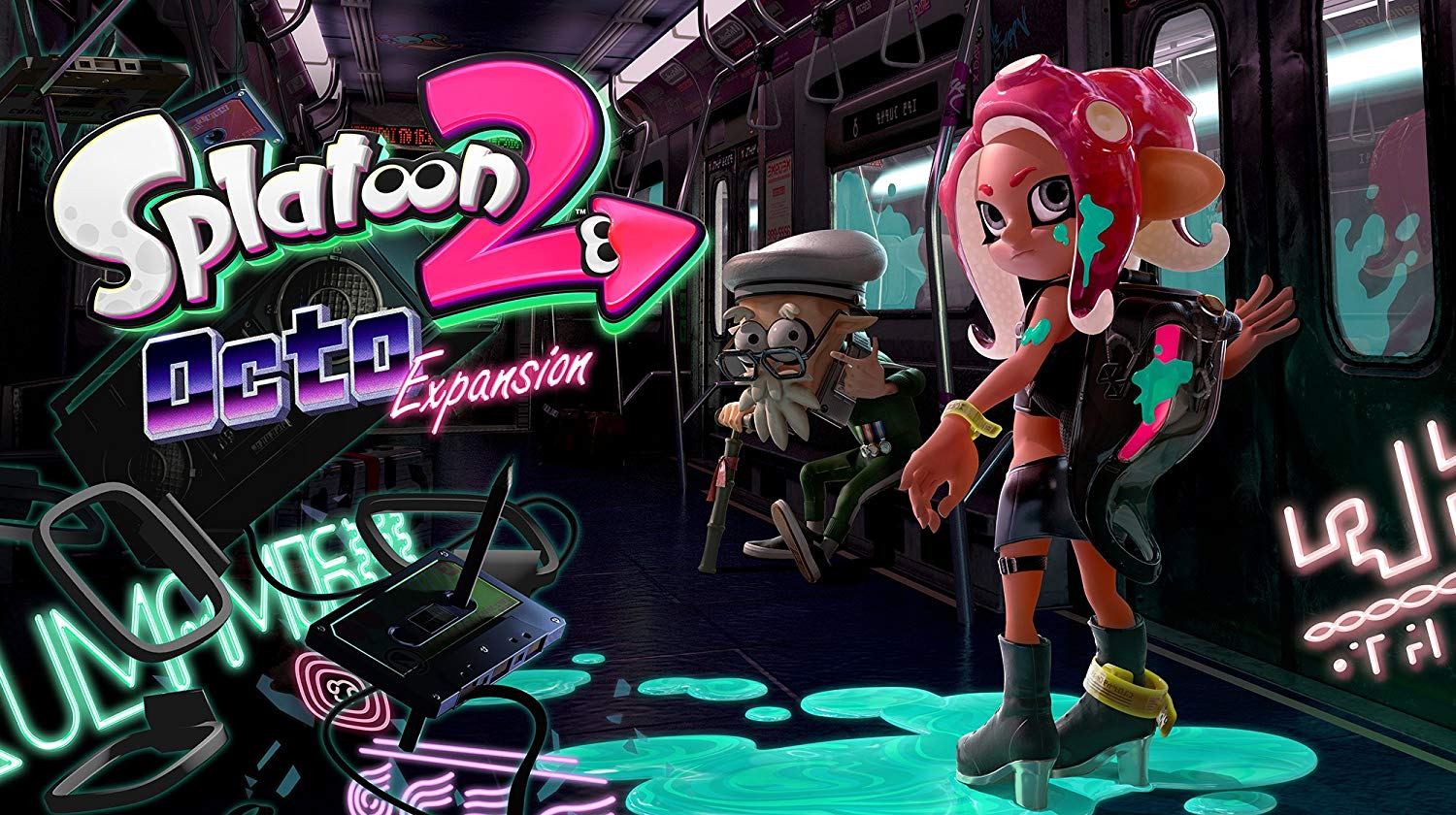 Amazon.com: Splatoon 2: Octo Expansion.