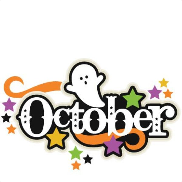 1931 October free clipart.