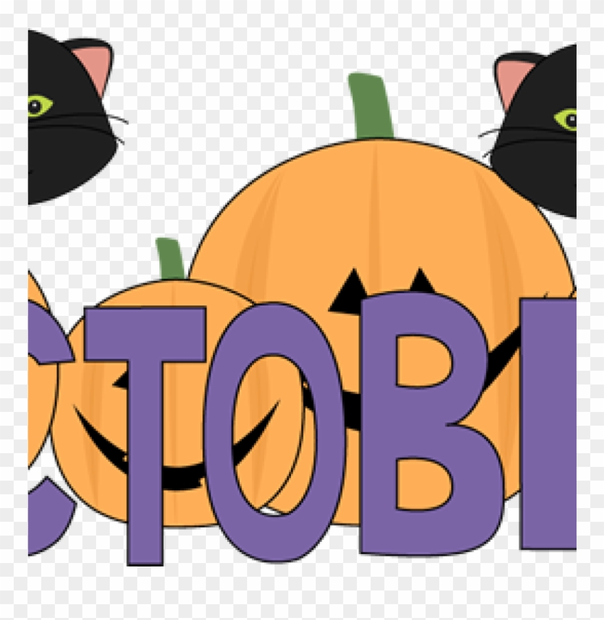 Clip Art For October Month Of October Clipart Free.