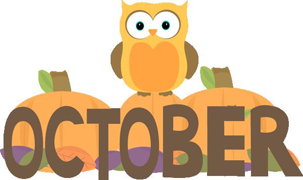October newsletter.