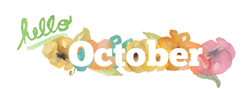 October PNG Images Transparent Free Download.