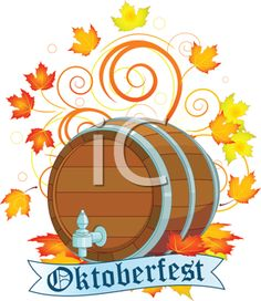 103 Best Oktoberfest Clipart images in 2017.