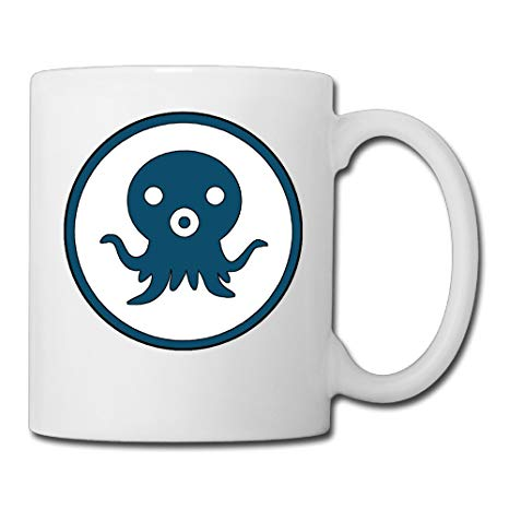 MEIDINGT Customize Octonauts Logo Mugs.