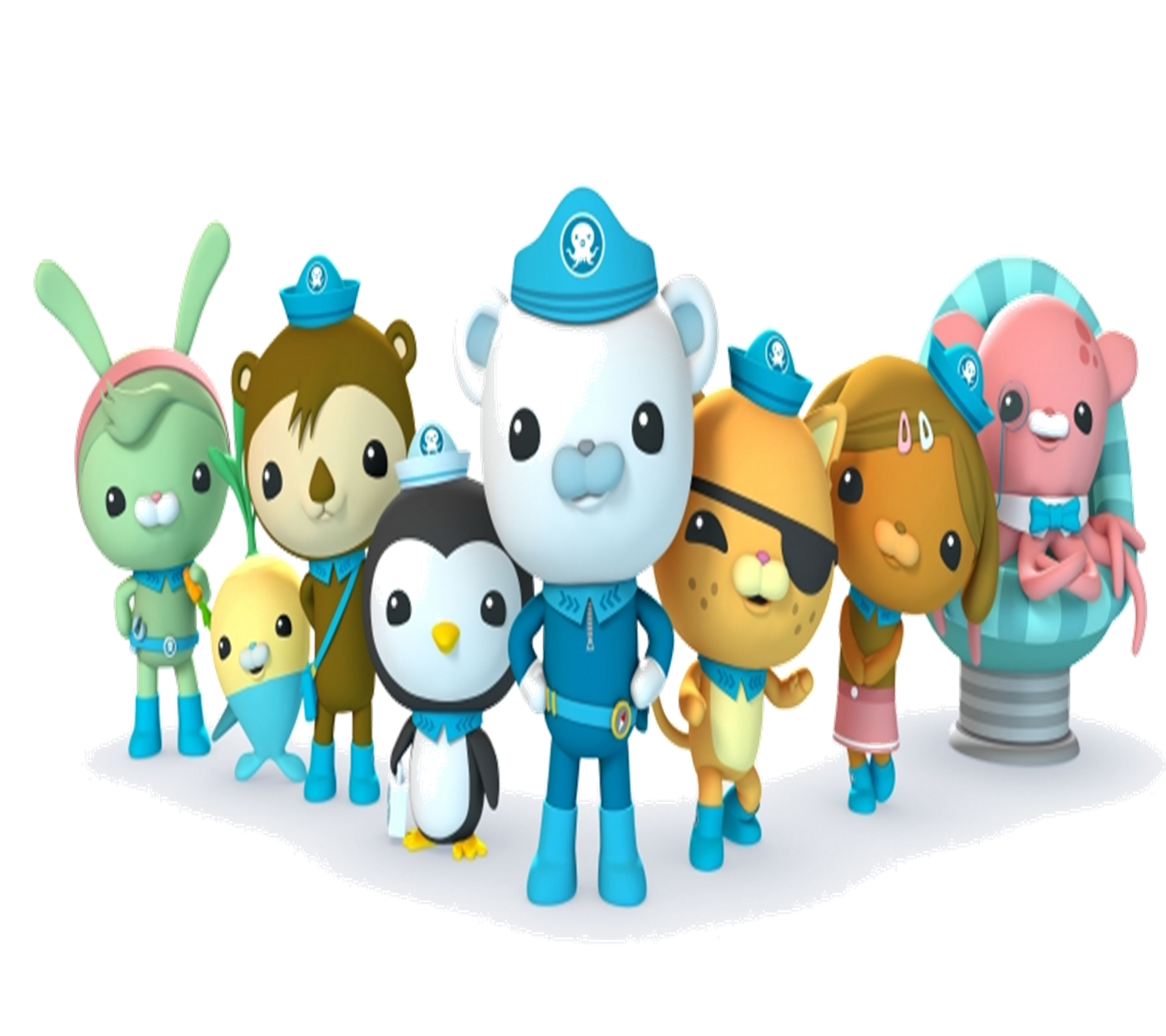 Octonauts Png (110+ images in Collection) Page 3.