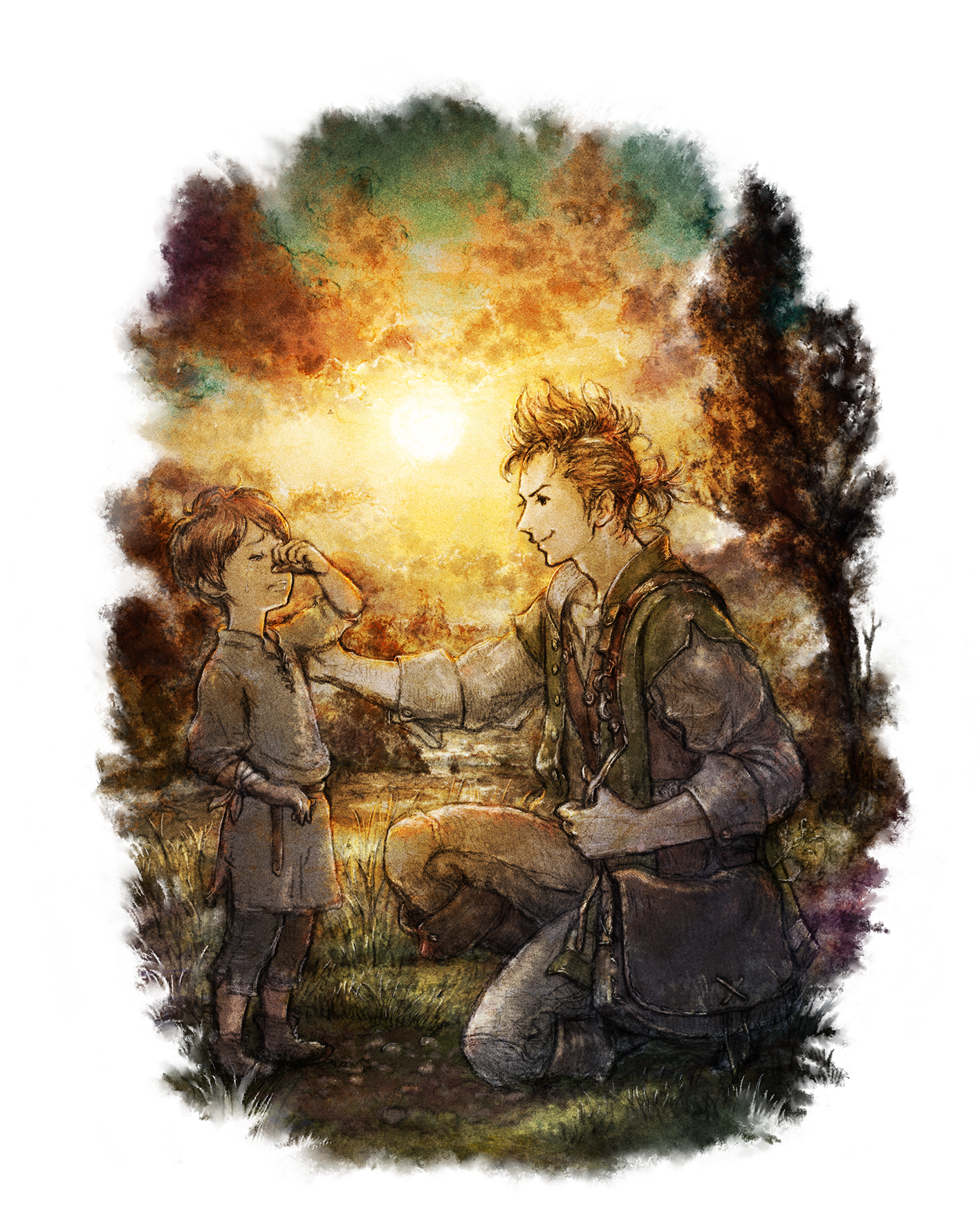 Video: Here\'s The Accolades Trailer For Octopath Traveler On.
