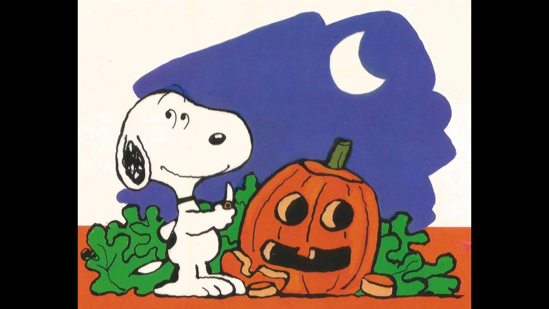 Snoopy: The Turning of the Leaves.