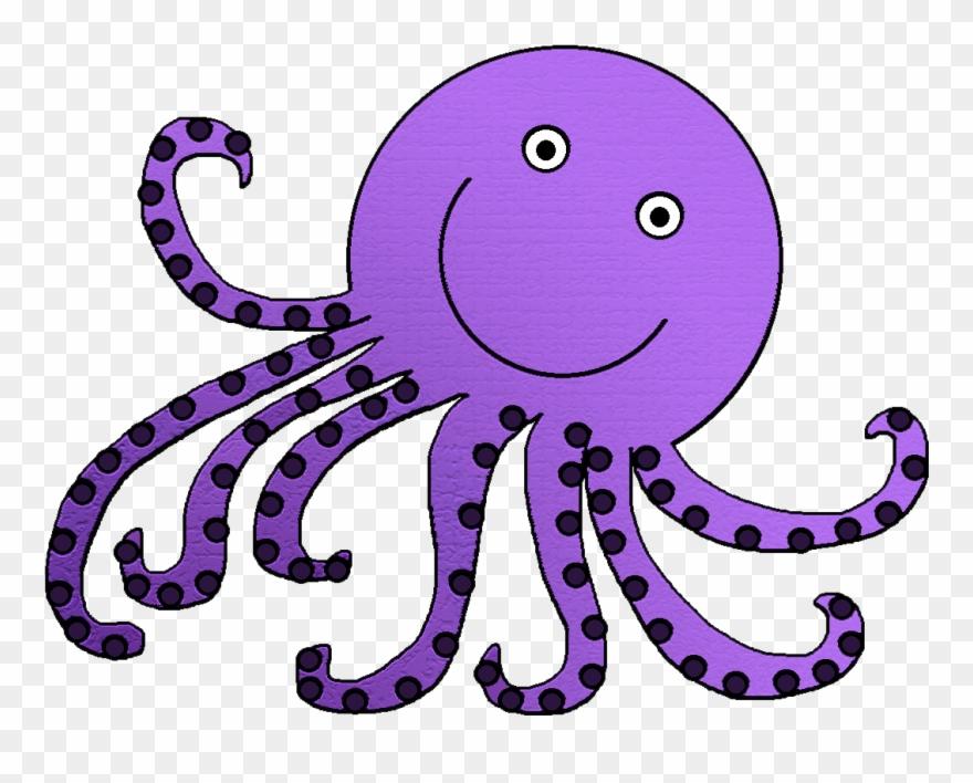 Octopus Clip Art.