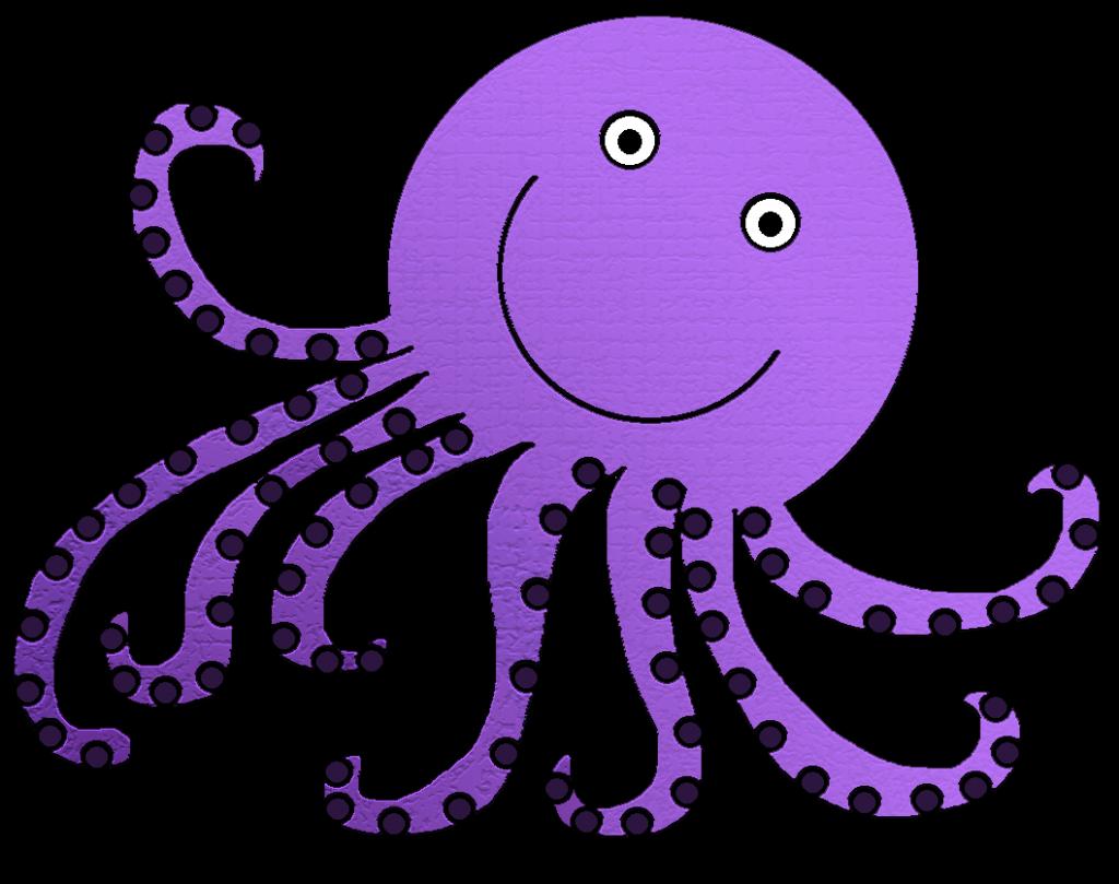 Octopus Clipart.