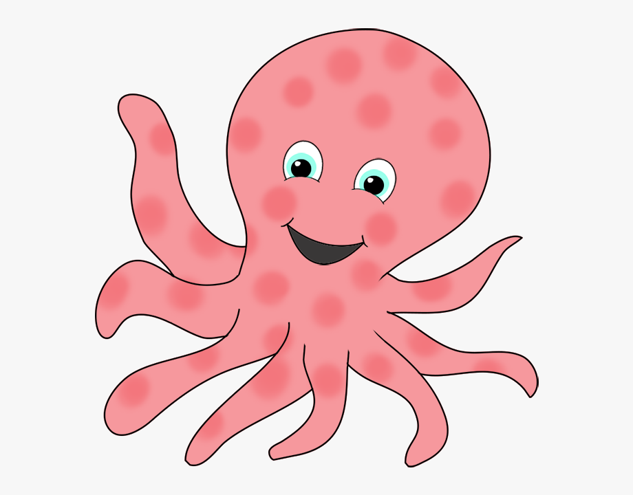 Octopus Clipart Png.