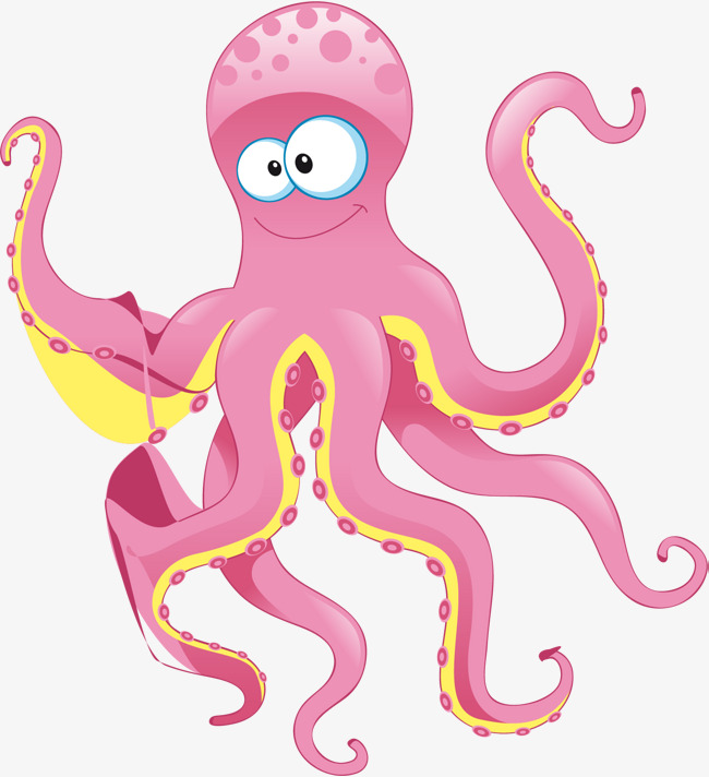 Octopus clipart png 4 » Clipart Station.