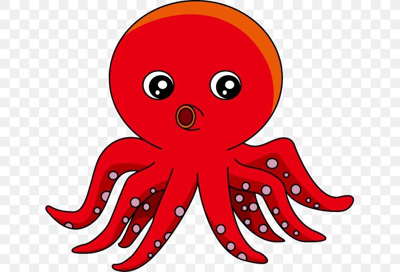 Giant Squid Octopus Clip Art, PNG, 633x557px, Squid, Artwork.