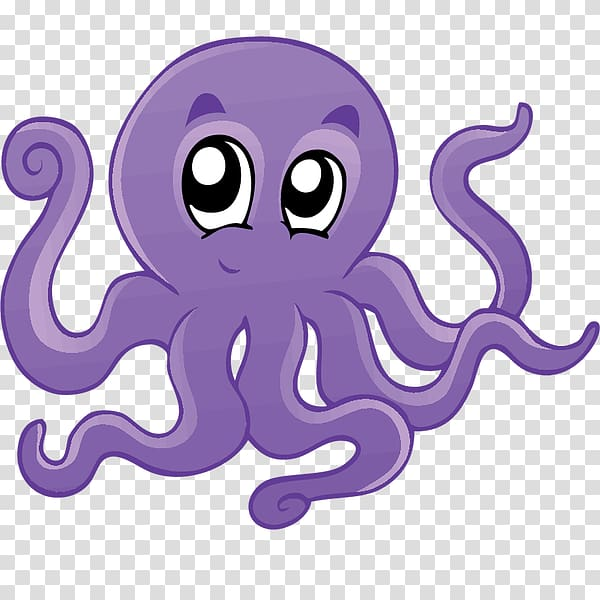 Octopus Drawing Cartoon , others transparent background PNG.