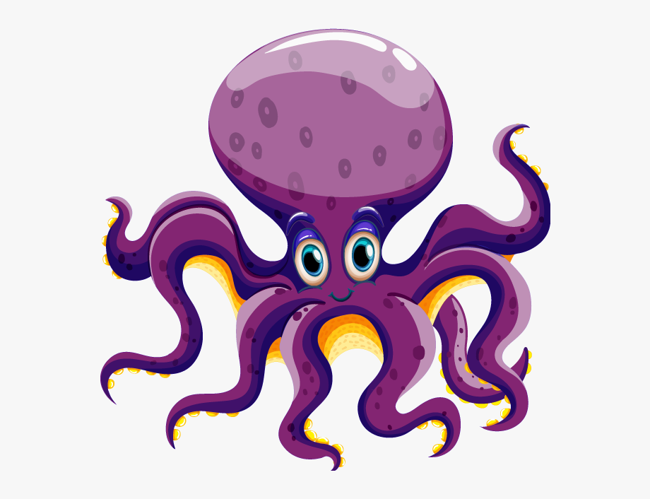 Octopus Clipart Alike.
