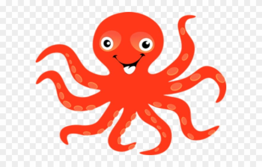 Octopus Clipart Food.