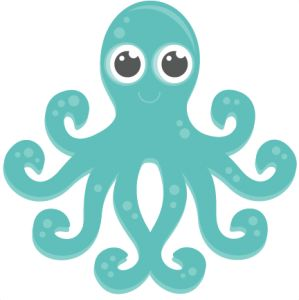 Free octopus clipart 1 page of public domain clip art.