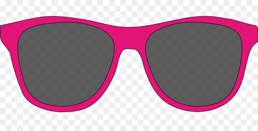 Sunglasses Cartoon clipart.