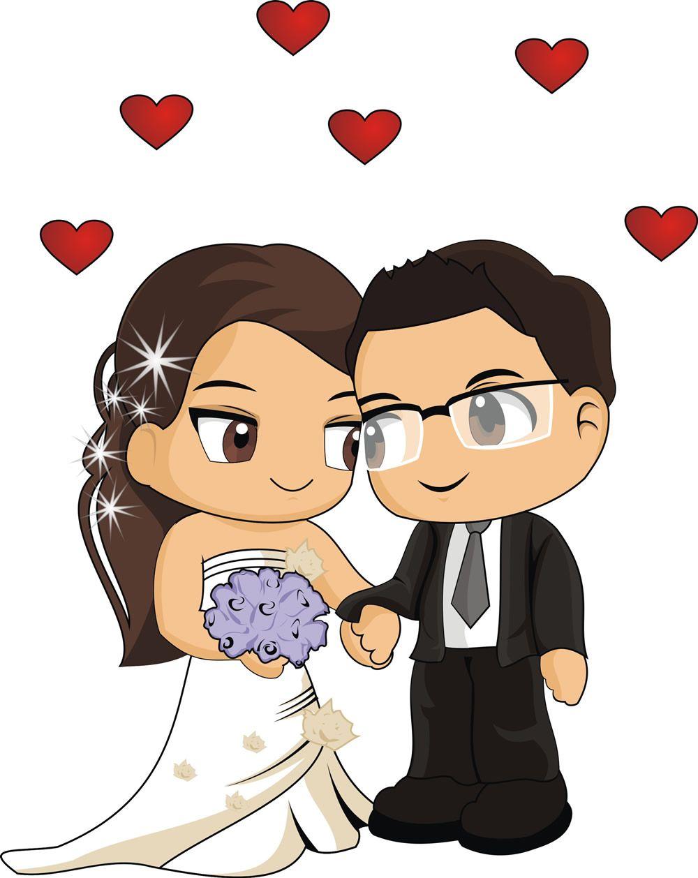 casal com óculos.