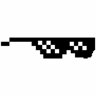 Oculos Deal With It PNG Images.