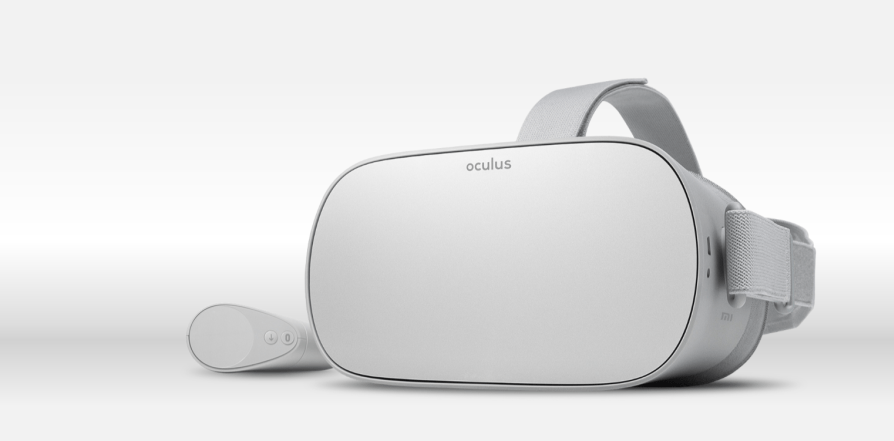 Oculus Go is a more portable, cable.