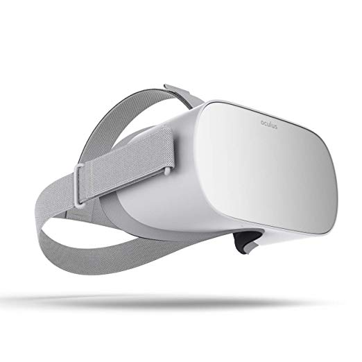 Oculus Go Standalone Virtual Reality Headset.