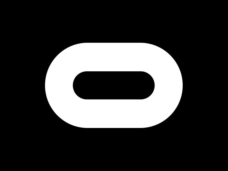 Oculus logo by Mackey Saturday on Dribbble.