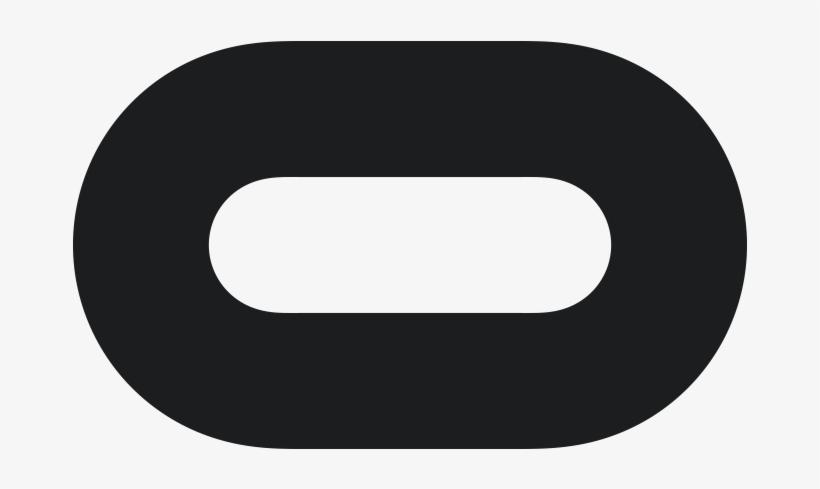 Oculus Logo Svg Transparent PNG.