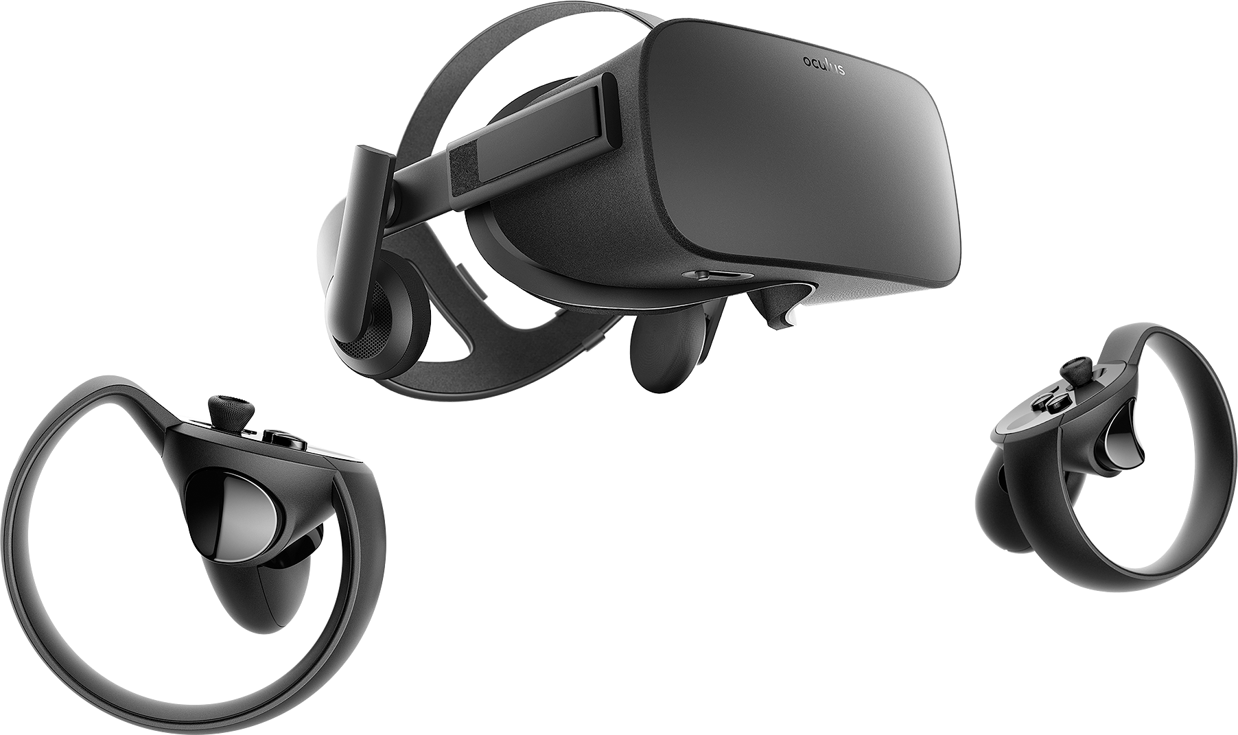 Oculus Rift Virtual reality headset HTC Vive Oculus VR.