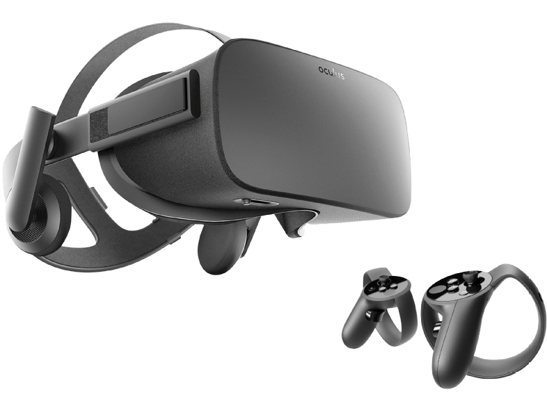OCULUS Rift Virtual Reality Headset + Touch Motion.