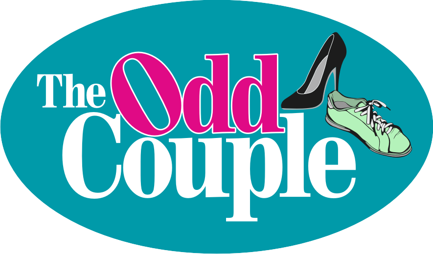 "The Odd Couple (Female Version)"" at Stanwell Village Hall."