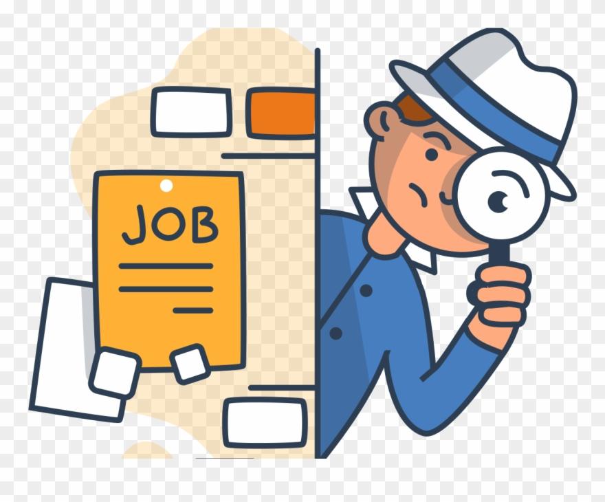 Clip Art Transparent Library Jobs Job Announcement.