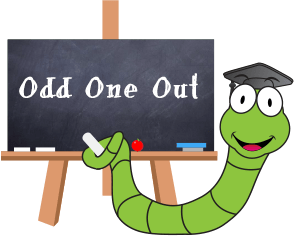 Odd one out clipart 1 » Clipart Portal.
