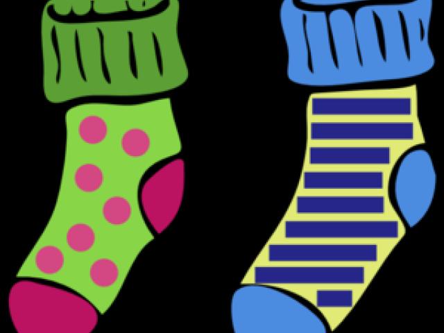 Sock clipart patterned sock, Sock patterned sock Transparent.