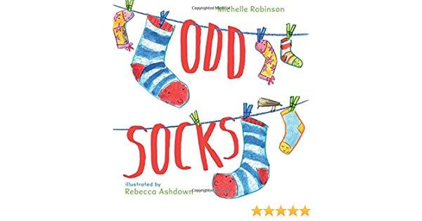 Amazon.com: Odd Socks (9780823436590): Michelle Robinson.