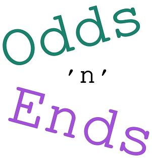 Odds and ends clipart.