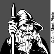 Odin Illustrations and Clipart. 323 Odin royalty free.