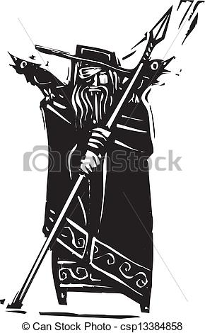 Odin Clip Art Vector and Illustration. 241 Odin clipart vector EPS.